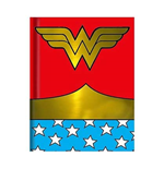 WONDER WOMAN HARDCOVER JOURNAL PLACEHOLDER