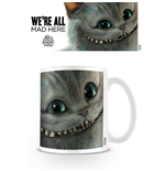 Alice Through the Looking Glass Mug Cheshire Cat