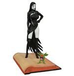 Tarot Witch of the Black Rose Femme Fatales PVC Statue Raven Hex 23 cm