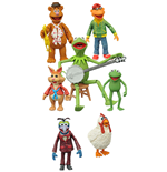 The Muppets Select Action Figures 15 cm 2-Packs Series 1 Assortment (6)