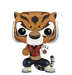 Kung Fu Panda POP! Movies Vinyl Figure Tigress 9 cm