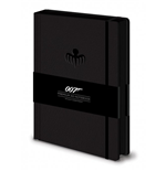 James Bond Premium Notebook A5 Spectre Octopus Logo