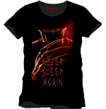 Nightmare On Elm Street T-Shirt Never Sleep Again