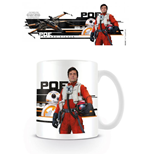 Star Wars Episode VII Mug Poe