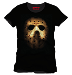 Friday the 13th T-Shirt Jason Mask