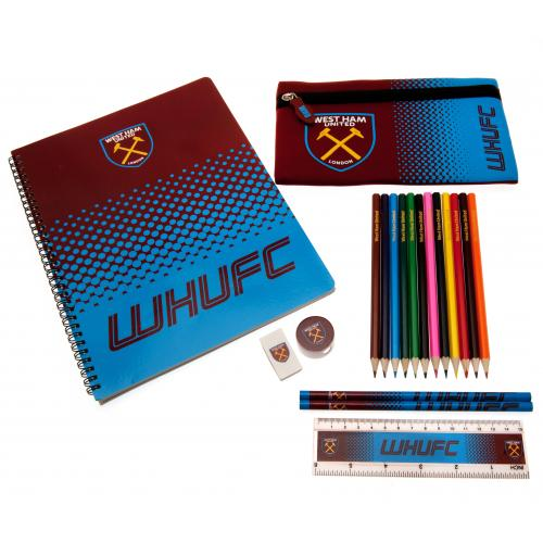 West Ham United F.C. Ultimate Stationery Set FD