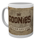 The Goonies Mug  - Never Say Die