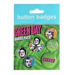Green Day Accessories 214475