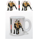 Big Bang Theory Mug - Fisheye