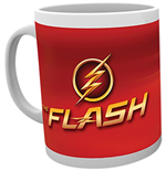 Flash Mug Dc Comics - Flash - Logo