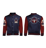 Star Wars Baseball Varsity Jacket X-Wing Squadron