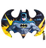 DC Comics Pillow Shaped Batman 52 x 38 cm