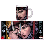 Marvel Comics Mug Women of Marvel Elektra