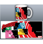 Marvel Comics Mug Daredevil 4 Senses