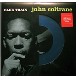 Vynil John Coltrane - Blue Train   Coloured Vinyl