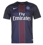 2016-2017 PSG Home Nike Shirt (Kids)