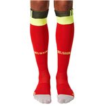 2016-2017 Belgium Home Adidas Football Socks (Red)