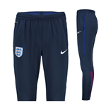 2016-2017 England Nike Authentic Strike Training Pants (Navy)