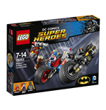 Batman Lego and MegaBloks 218047