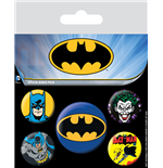 Batman Pin 218482