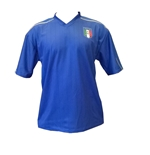 Official Italy Euro 2016 Replica Jersey Chiellini 3