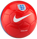 2016-2017 England Nike Supporters Football (Red)