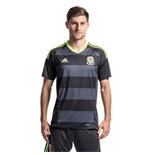 2016-2017 Wales Away Adidas Football Shirt