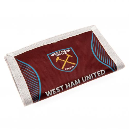 West Ham United F.C. Nylon Wallet SV
