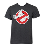 GHOSTBUSTERS Classic Logo Tee Shirt