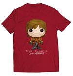 Game of Thrones T-Shirt Tyrion Lannister Bling Art