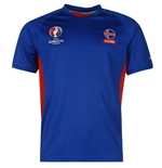 Iceland UEFA Euro 2016 Poly Training Tee (Royal)