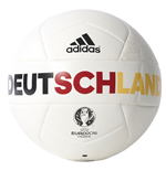 Germany Adidas Euro 2016 Football (White)