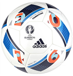 adidas Euro 2016 Competition Match Football (White)