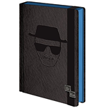 Breaking Bad Heisenberg Premium Notebook A5