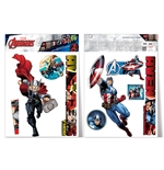 Captain America Wall Stickers 218906