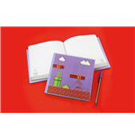 Super Mario Notepad 219129