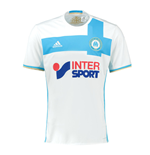 2016-2017 Marseille Adidas Home Football Shirt