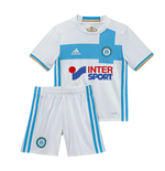 2016-2017 Marseille Adidas Home Mini Kit