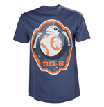Star Wars T-Shirt BB-8 & Stars