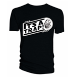 Star Wars T-Shirt It's A Trap
