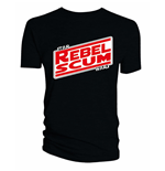 Star Wars T-Shirt Rebel Scum