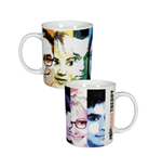 The Big Bang Theory Mug Characters