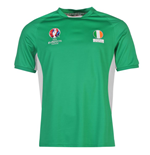 Ireland UEFA Euro 2016 Poly Training Tee (Green)