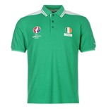 Ireland UEFA Euro 2016 Polo Shirt (Green)