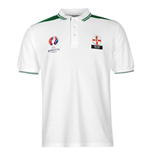 Northern Ireland UEFA Euro 2016 Polo Shirt (White)