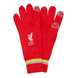 2015-2016 Liverpool Knit Gloves (Red)