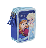 Frozen (CE) pencil case triple filled