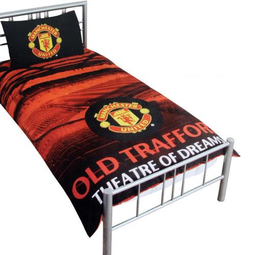 Manchester United F.C. Duvet Set SD