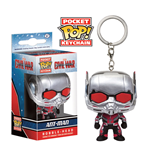 Captain America Civil War Pocket POP! Vinyl Keychain Ant-Man 4 cm