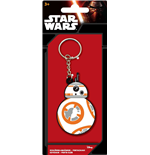 Star Wars Rubber Keychain - Bb-8